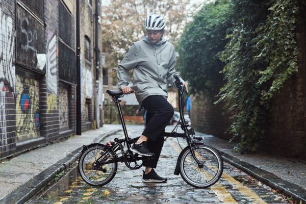 Brompton Bicycle, Black Edition 2020