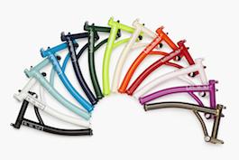 Brompton folding bike